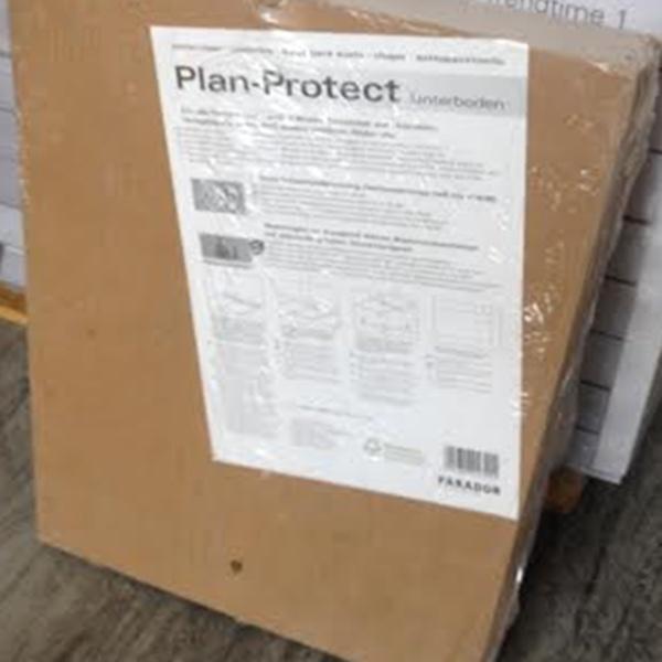 Podložka Parador Plan Protect 1029491, 5,5 mm drevovláknitá hobra