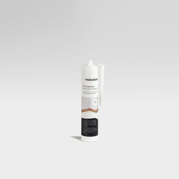 Construction adhesive for attaching skirting boards, 1739895, 70x48x230 mm