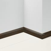 skirting SL 2 walnut   E002 1601891 2570x19,5x50 mm - Sortiment |  Solídne parkety