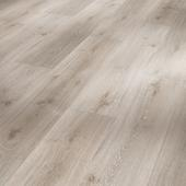 Vinyl Basic 30, oak grey whitewash. Brushed Texture wide plank, 1730560, 1207x216x9,4 mm - Sortiment |  Solídne parkety