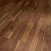 Engineered Wood Flooring Eco Balance Natur, bl.europ.walnut naturaloil plus 3-strip shipsdeck, 1739986, 2200x185x13 mm - Sortiment |  Solídne parkety
