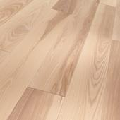 Engineered Wood Flooring 3060 Living, ash Nat.oilWhiteplu wideplank widepl V-groove, 1739926, 2200x185x13 mm - Sortiment |  Solídne parkety