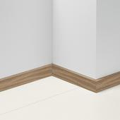 skirting SL 5, oak Waterproof D036, 1731711, 2570x16x50 mm - Sortiment |  Solídne parkety