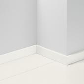 skirting SL 5, white Primed D004, 1731701, 2570x16x50 mm - Sortiment |  Solídne parkety