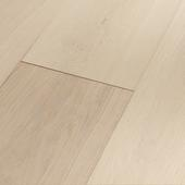 Engineered Wood Flooring Edition Open Frameworks Modul 3, Oak white matt lacquer wideplank micro-bevel, 1740000, 582,5x233x13 mm - Sortiment |  Solídne parkety